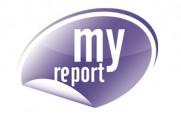 Logo MyReport solution décisionnelle