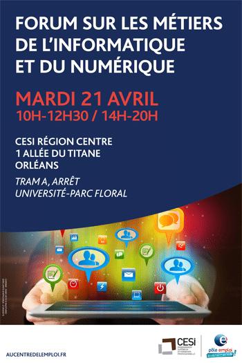Forum Emploi Informatique