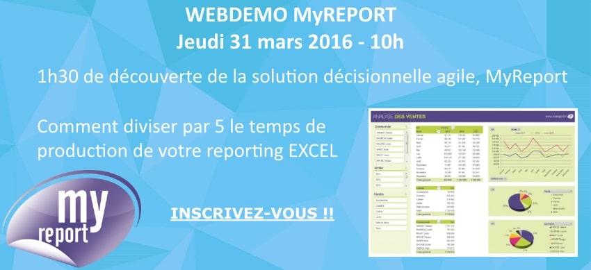 20160331 - Webdemo MyReport