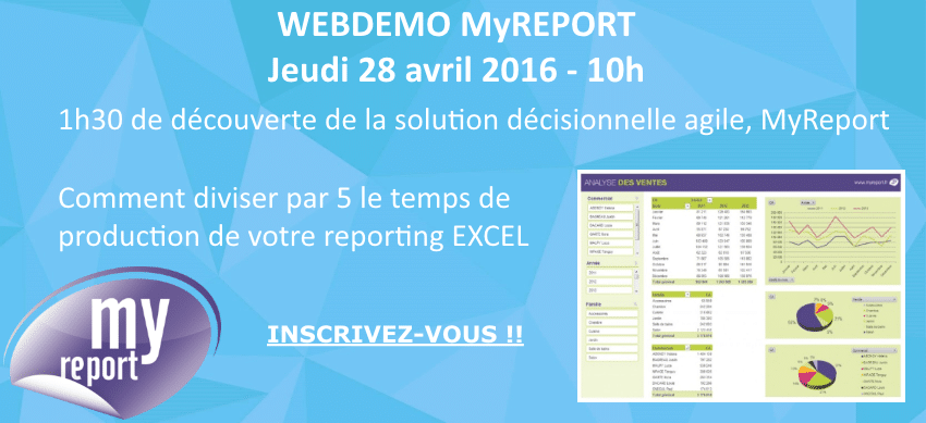 Webdemo MyReport - 28 avril
