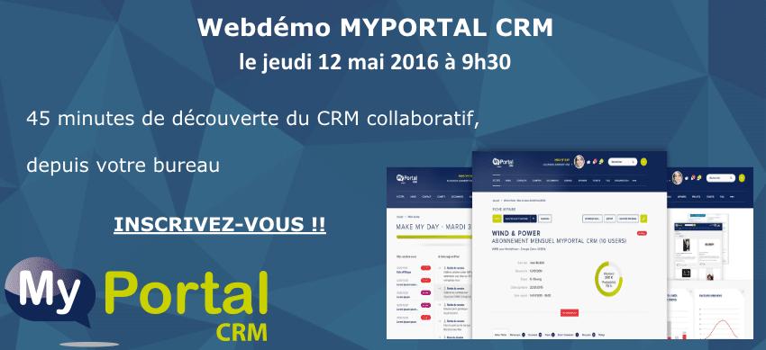 20160512 - Webdemo MyPortal