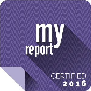 myreport certification