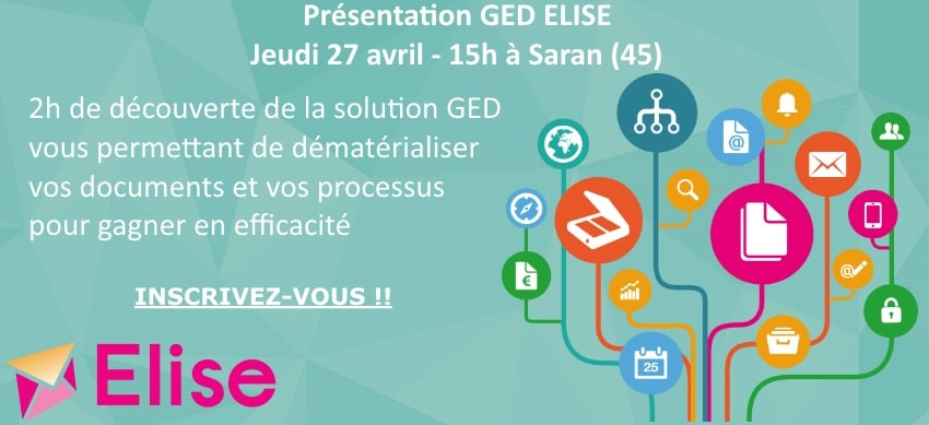 Presentation GED ELISE IGM ORLEANS